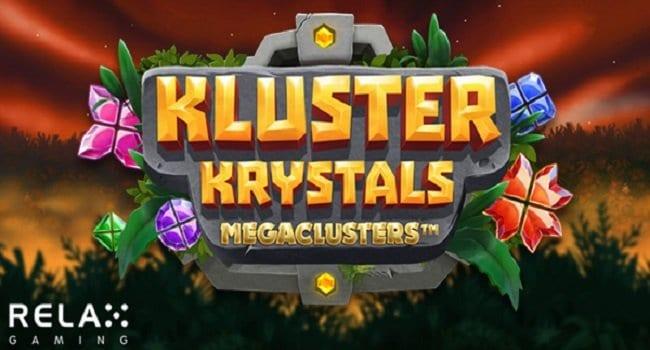 Kluster Krystals Megaclusters (Relax Gaming) Slot Review