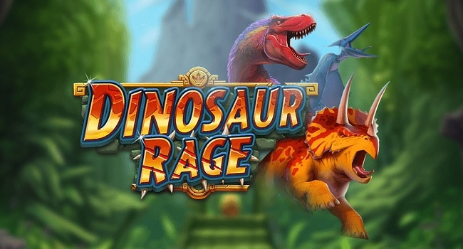 Dinosaur Rage (Quickspin) Slot Review