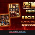 Spartacus Super Colossal Reels (WMS) Slot Review