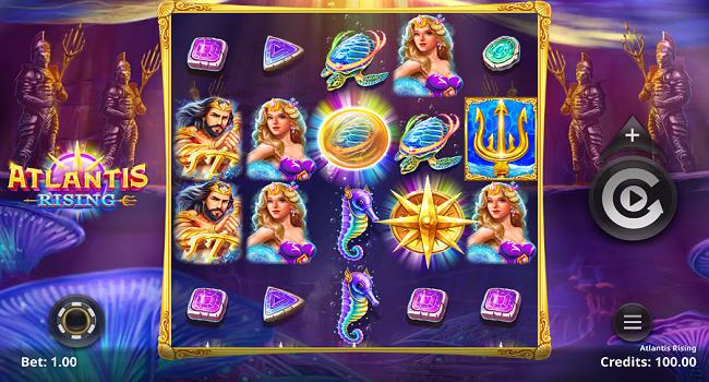 Microgaming Atlantis Rising Slot Review