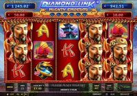 Diamond Link Mighty Emperor (Greentube) Slot Review