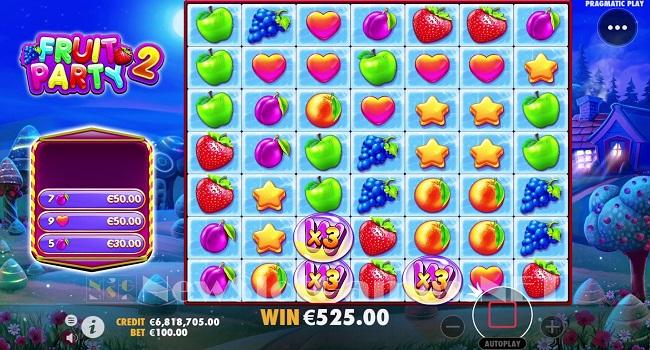 Fruit Party 2 (Pragmatic Play) Slot Review