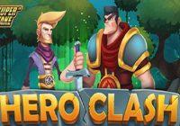 Hero Clash (Stakelogic) Slot Review