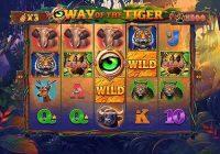 Way of the Tiger (Blueprint Gaming) Slot Review